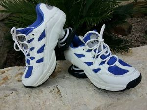 Z-Coil athletic shoes