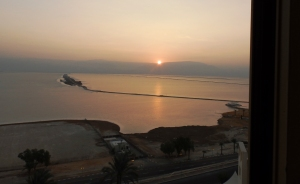 Sunrise Dead Sea