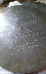 Saw blade packaging